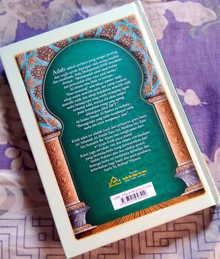 Buku Adab4