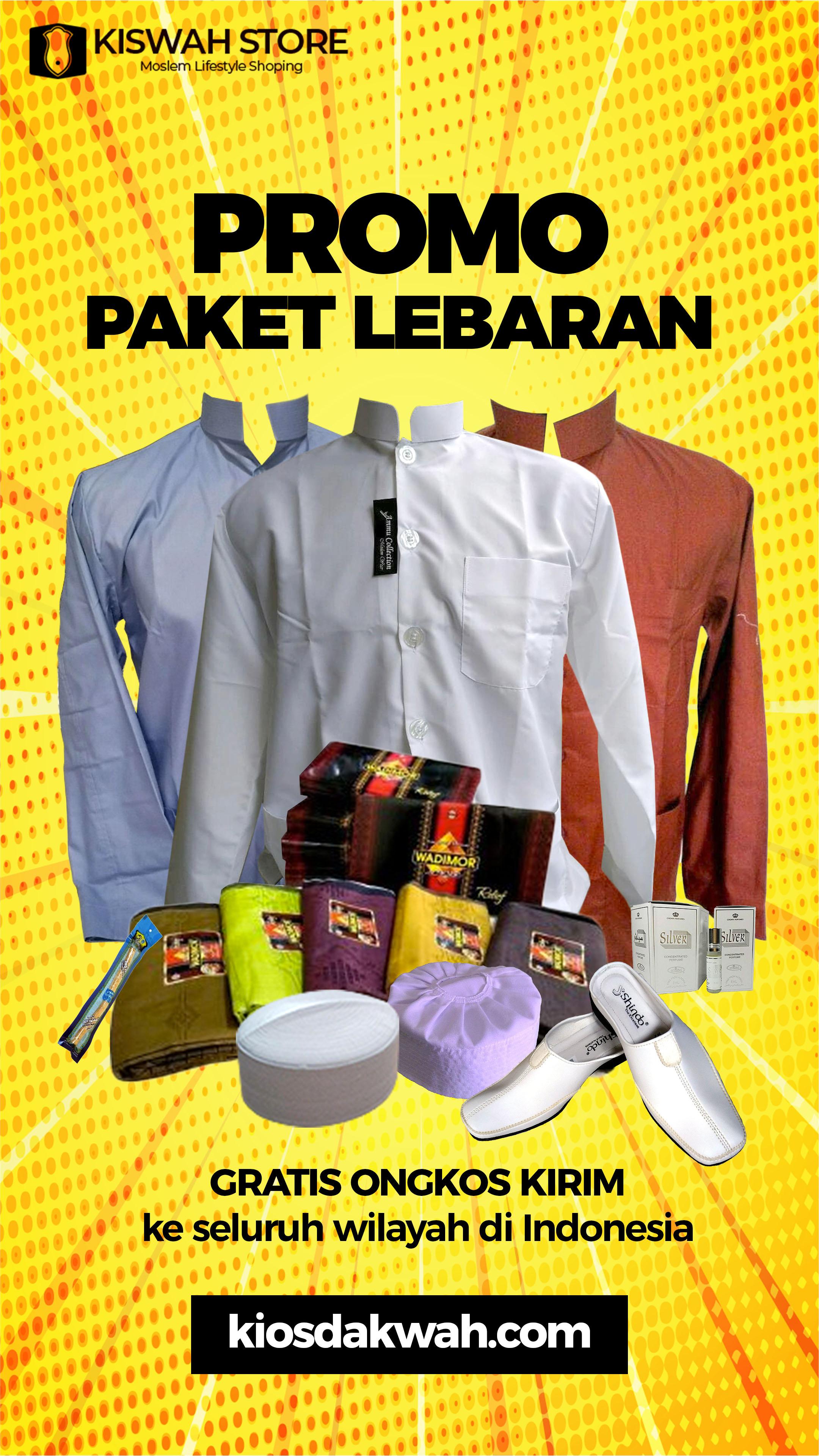 Banner Socmed Promo Lebaran
